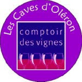 logo LES CAVES D'OLERON COMPTOIR DES VIGNES