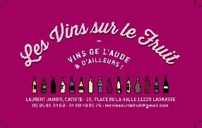 les vins sur le fruit Lagrasse