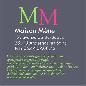 SARL MAISON MENE Andernos les Bains