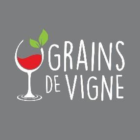 logo GRAINS DE VIGNE