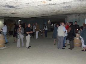 le marché des vins de loire Montsoreau