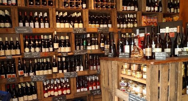 80 références de vins de Touraine