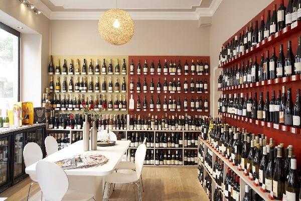 500 références de vins à partir de 4€