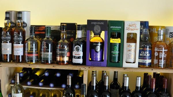 Les Whiskies