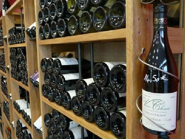 les jolis vins du maconnais