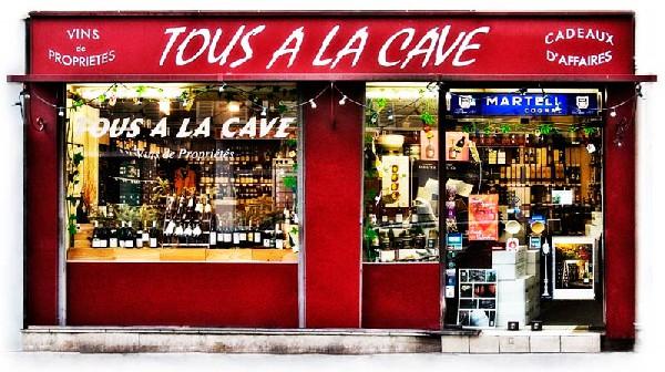 TOUS A LA CAVE Paris